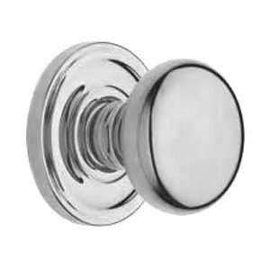 Knob Interior Door Hardware   Polished Chrome