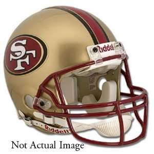 Jerry Rice San Francisco 49ers Autographed Authentic Full Size Helmet