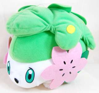 LARGE new Pokemon Soft Plush Toy   SHAYMIN 10   Rare