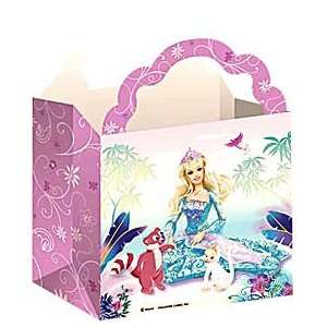 Barbie Island Princess 4 Treat Boxes Toys & Games