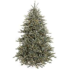 Foliages C 100141 7.5 ft. Frost Mini Fir Tree