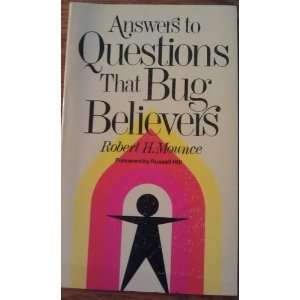 Answers to questions that bug believers (9780801059261