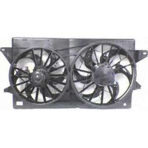 99 03 FORD WINDSTAR RADIATOR FAN SHROUD ASSEMBLY VAN, FAN