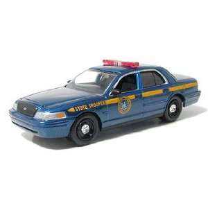 Greenlight 1/64 New York State Police Ford Toys & Games