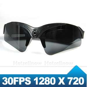 4GB Mini HD Spy Sun Glasses Camera Camcorder Hidden Eyewear DVR