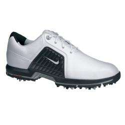 Nike Mens Zoom Trophy White/ Black Golf Shoes