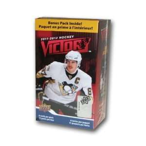 2011/12 Upper Deck Victory NHL Hockey Factory Sealed Retail Blaster