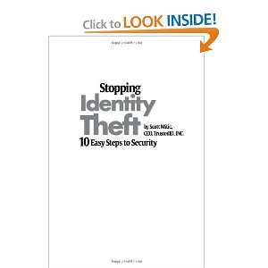 Theft 10 Easy Steps to Security [Paperback] Scott Mitic Books