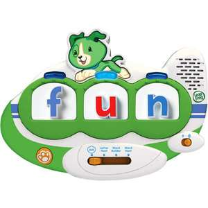 LeapFrog Fridge Word Magnetic Word Builder Development