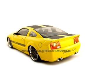 descriptions brand new 1 18 scale diecast car model of ford mustang