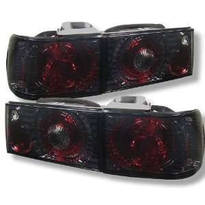 Honda Accord 1990 1991 4DR Altezza Tail Lights   Smoke