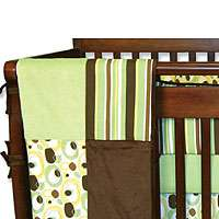 Trend Lab Giggles 4 Piece Crib Bedding Set   Trend Lab   Babies R
