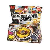 BeyBlade Metal Fusion Fight Masters Rare Lot 4D with Launcher TAKARA