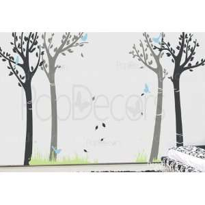 Vinyl sticker wall decal mural playroom nursery