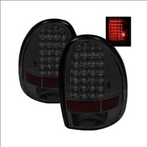 Spyder LED Euro / Altezza Tail Lights 96 00 Chrysler Grand