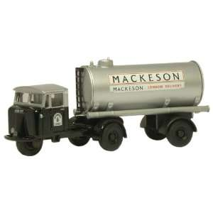 Mackeson Mechanical Horse Tank Trailer