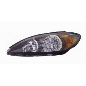 20 6120 90 9 Toyota Camry CAPA Certified Replacement Left Head Lamp