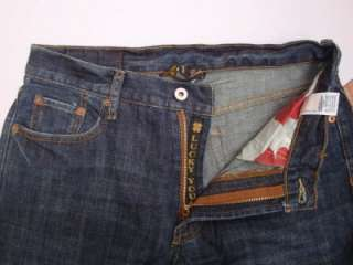 BNWT Lucky Brand Blue Jeans of America SZ30/31