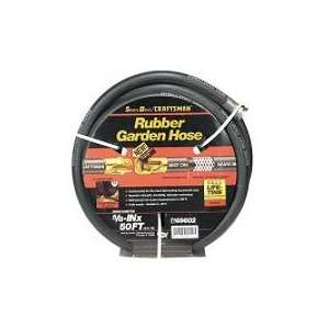 Craftsman 5/8 in. x 50 ft. All Rubber Garden Hose Patio