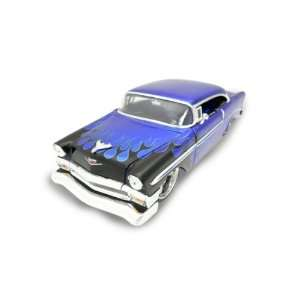 Brand New Diecast Car *56 Chevy Bel Air Chopped Top Car