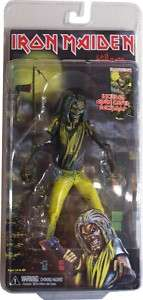 IRON MAIDEN KILLERS FIGURE Eddie zombie figurine 7 NEW
