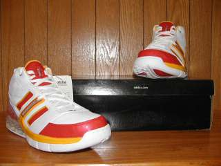 adidas NBA Bounce Artillery II Mens Professional Game Basketball Shoes