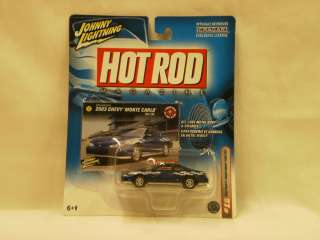 Chevy 2003 Monte Carlo Pace Car Blue