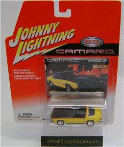 1976 CHEVY CAMARO RS JOHNNY LIGHTNING DIECAST 164