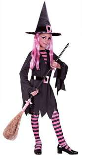Pretty N Pink Witch Child Costume   Kids Costumes
