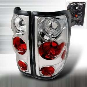 2004 2008 Ford F150 Altezza Tail Light Chrome Automotive