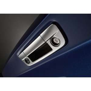 Ram Chrome Tailgate Handle Cover   With Backup Camera Automotive