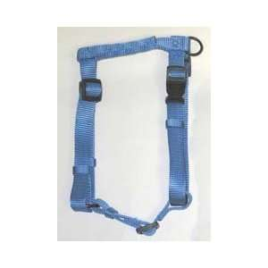 Hamilton 3/8 Nylon Adjustable Comfort Dog Harness, Berry
