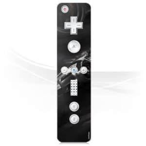 Design Skins for Nintendo Wii Controller   BMW 3 series tunnel Design