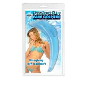 Products, Inc. Jelly Fun Flex Dolphin, Blue