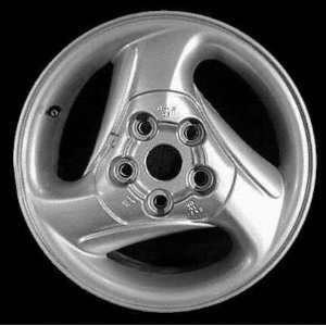 95 97 FORD PROBE ALLOY WHEEL LH (DRIVER SIDE) RIM 15 INCH, Diameter 15