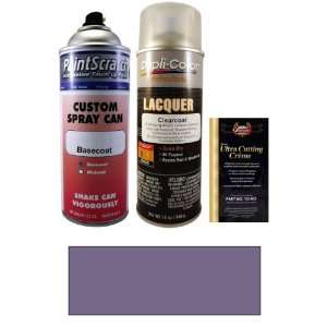 Metallic Spray Can Paint Kit for 1995 Chevrolet Geo Metro (WA215B/21U