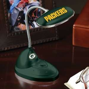 Green Bay Packers LED Desk Lamp