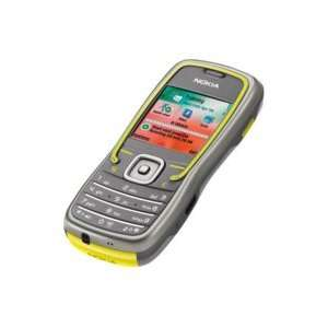 Nokia 5500 Sport GSM Mobile Cellular Phone Yellow