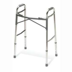 Heavy Duty Lightweight Folding Walker (Each)