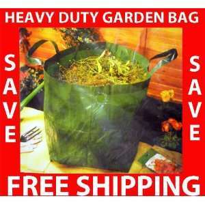 New Heavy Duty Garden Bag Waterproof Rot Proof 17 FREE