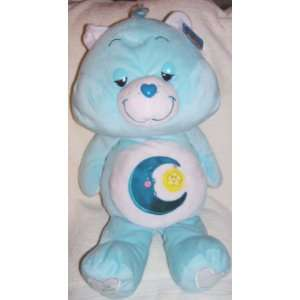 2007 Care Bears 25 Jumbo Plush Bedtime Bear 25th