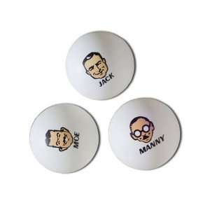 Promotional 1.38 inch Ping Pong Ball (250)   Customized w