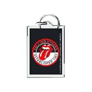 Raven Images KC5106 Rolling Stones Keychain   Lips And