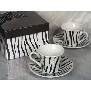 Black and White Espresso Coffee Collection Cup favors Toys & Games