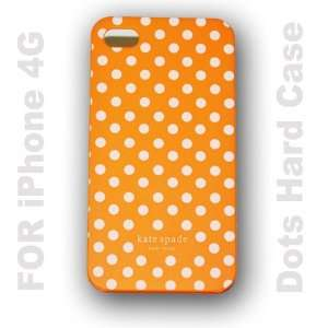 Kate Spade Small Dots Hard Case for Apple Iphone4 4g