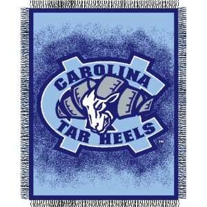 North Carolina Tar Heels Tapestry Throw