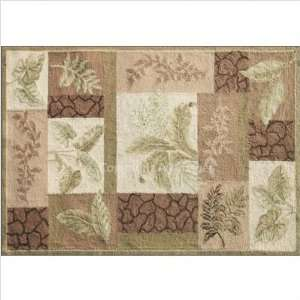 In Dora Multi Indoor / Outdoor Rug Size 76 x 96
