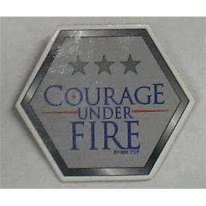 COURAGE UNDER FIRE MOVIE BUTTON
