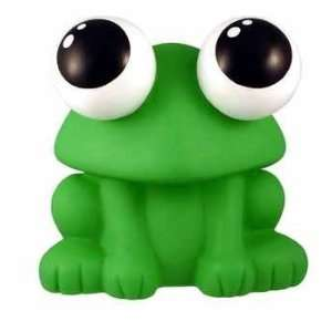 Green Frog Money Piggy Bank Froggy Savings Kids Toys