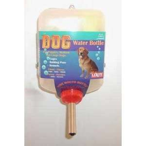 Dog Water Bottle 64oz (Catalog Category Dog / Feeders